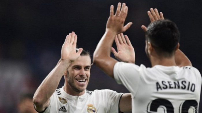 Hasil Akhir Real Madrid Vs Getafe - Tanpa Ronaldo Real  Madrid Menang di Laga Perdana, Skor 2-0