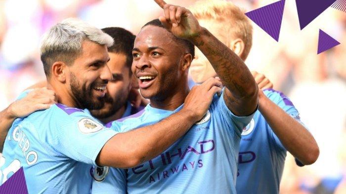 Hasil Akhir Man City vs Arsenal Skor 1-0, Raheem Sterling Dongkrak Timnya di Klasemen Liga Inggris?