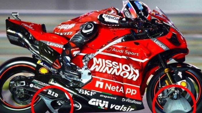 Jelang MotoGP Argentina 2019, Ducati MotoGP Terancam Kehilangan Logo Sponsor di Dua Negara Ini
