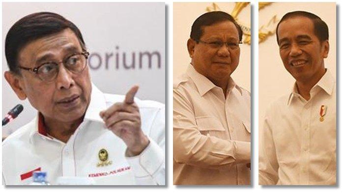 Prabowo Dipastikan Hadiri di Pelantikan Presiden dan Wakil Presiden, Lalu Gimana Kabar Wiranto?
