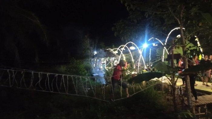Wisata Kalsel : Berada di Ujung Banjarmasin, Wisata Alam Kuin Kacil Ternyata Bermula dari TMMD
