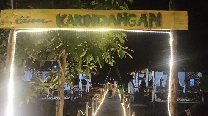 Wisata Kalsel - Oke Buat Selfi, Wisata Alam Kuin Kacil Tawarkan Banyak Spot Menarik
