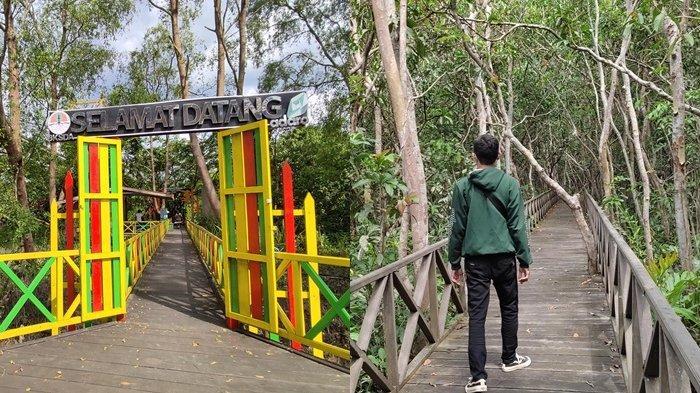 Taman Wisata Alam Pulau Bakut Batola Kembali Dibuka, Pengunjung Masih Sepi