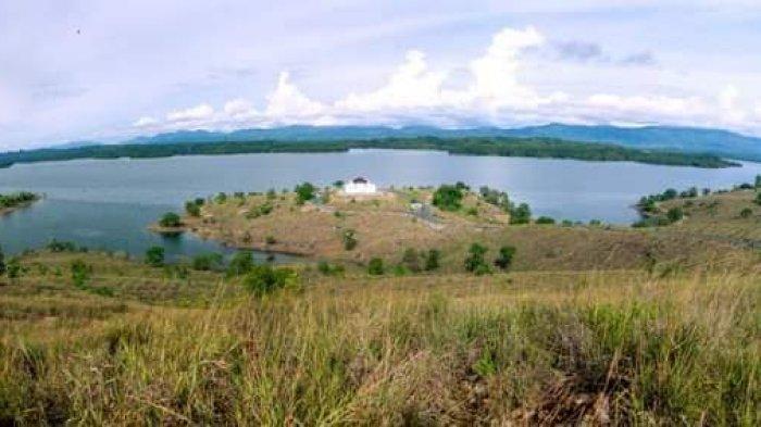 Menunjang Fasilitas Wisata Sungai Luar Kabupaten Banjar, Dishut Kalsel Gandeng Provider Pasang BTS