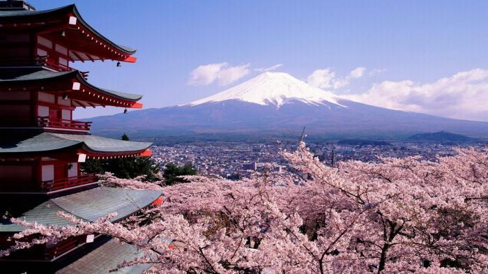 Mau Liburan Murah Ke Jepang Cek Harga Di Sini Banjarmasin Post