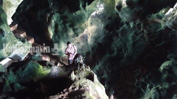 Wisata Kalsel, Pengunjung Harapkan Fasilitas di Goa Liang Bangkai Tanbu Terus Ditambah