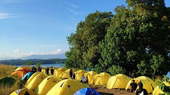 Wisata Kalsel, Lokasi Bukit Batu Aranio Banjar Masih Sulit Skses Sinyal Selular