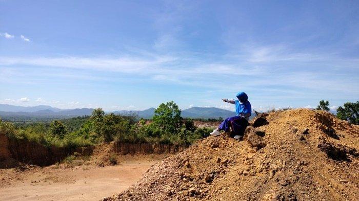 Wisata Kalsel, Bukit Lentera Banjarbaru Indah Mempesona, Tapi Waspadai Longsor