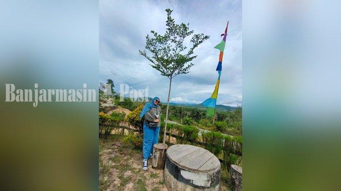 Wisata Kalsel, Danau Biru di Banjarbaru yang Diapit Pegunungan