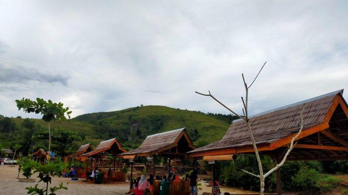 Wisata Kalsel, Fasilitas Cukup Lengkap, Obyek Wisata Aranaway Berikan Kenyamanan