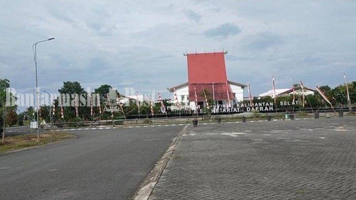 Wisata Kalsel, Rekreasi di Perkantoran Pemerintah Provinsi Kalimantan Selatan