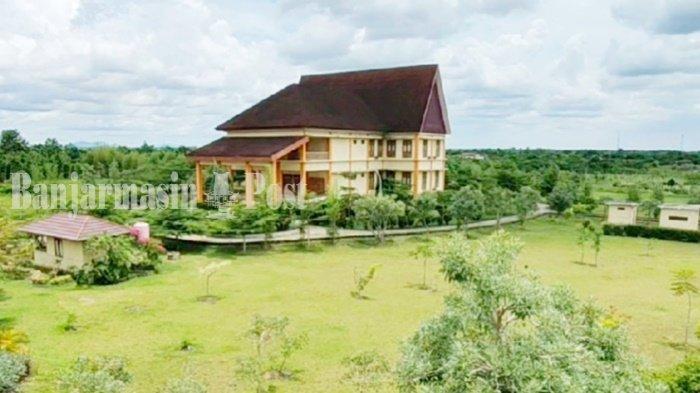 Wisata Kalsel, Pengunjung Bebas Pilih Spot Foto di Kebun Raya Banua Banjarbaru