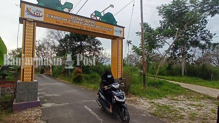 Wisata Kalsel, Menikmati Alam Pedesaan di Kota Banjarmasin Datang Saja ke Sungai Biuku