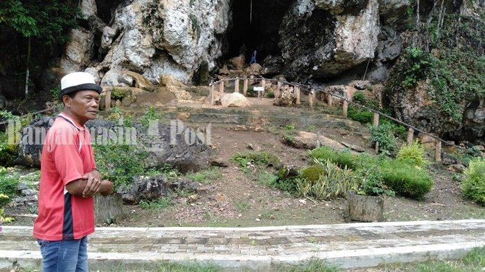 Wisata Kalsel, Menikmati Keindahan Goa Liang Bangkai di Mantewe Kabupaten Tanbu