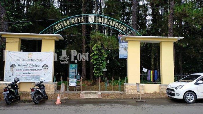 Wisata Kalsel, Hutan Pinus Salah Satu Wisata Tertua di Kota Banjarbaru