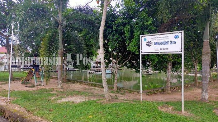 Wisata Kalsel, Warga Berharap Warung di Sekitar Rest Area Putri Junjung Buih Bsa Ramai Kembali