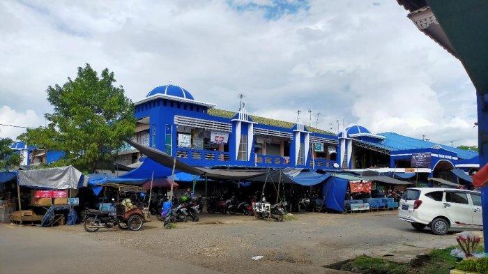 Wisata Kalsel: Wisata Belanja dan Berlanjut Wisata Religi di Masjid Agung Al Karomah Martapura