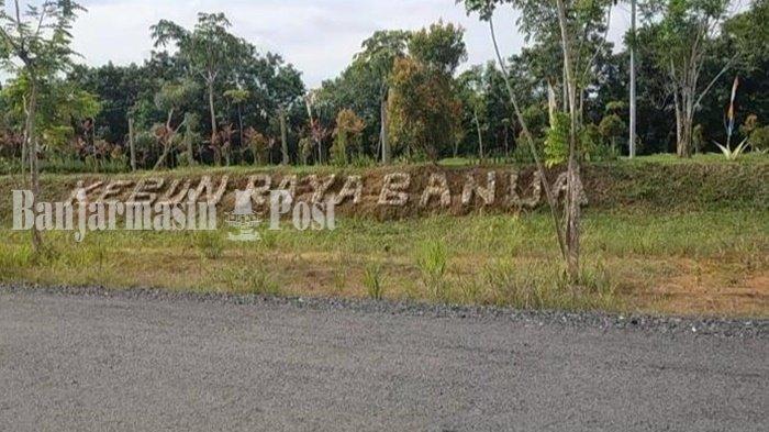 Wisata Kalsel, Nikmati Keindahan Alam di Lingkungan Kantor Pemprov Kalimantan Selatan