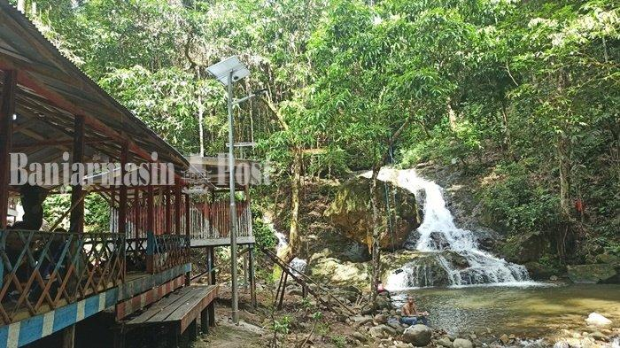 Wisata Kalsel, Pengelola Air Terjun Riam Bainggi Balangan Tetapkan Aturan Tak Tertulis