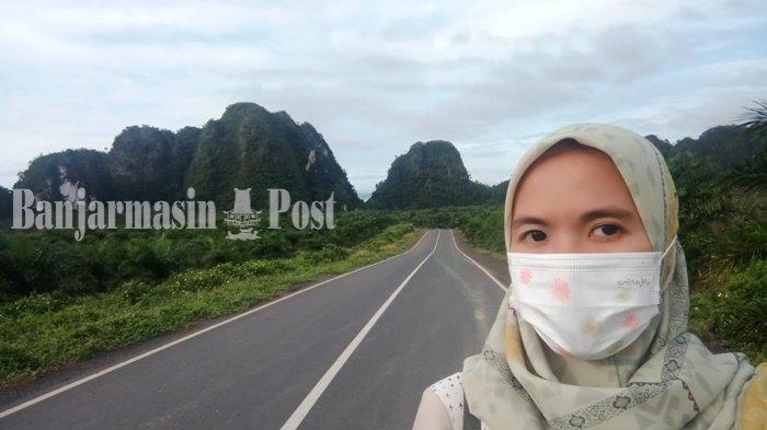 Wisata Kalsel, Tujuh Jam Perjalanan dari Banjarmasin ke Kawasan Batu Kapur Tanbu
