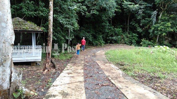 Wisata Kalsel, Berbagai Fasilitas di Goa Liang Bangkai Mantewe Kabupaten Tanbu