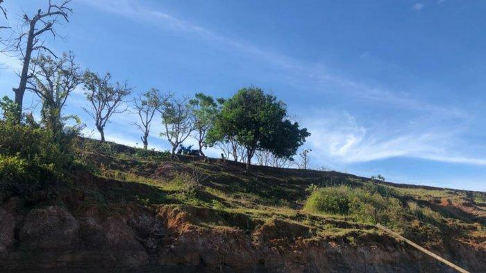 Wisata Kalsel, Inilah Pantai Tebing Sungai Dua Laut Tanbu yang Menakjubkan