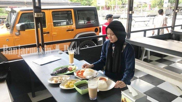 Wisata Kalsel, Wahana Permainan Lebih Banyak di Cangkir Coffee Lianganggang Banjarbaru