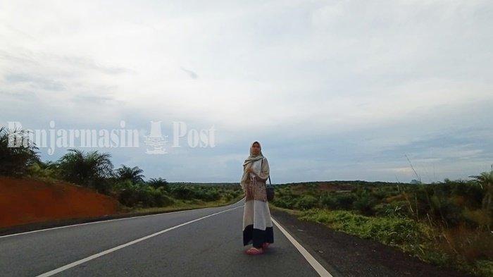 Wisata Kalsel, Bawa Bekal Makanan Saat ke Bukit Kapur Mantewe Kabupaten Tanbu