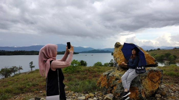Wisata Kalsel, Traveling Ke Savananya Afrika di Bukit Batu Banjar, Pemandangan Elok nan Indah