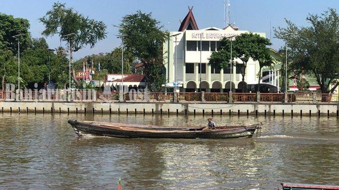 Wisata Kalsel, Begini Rute Wisata Susur Sungai dari Menara Pandang Banjarmasin