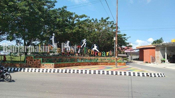 Wisata Kalsel, Tampilan Taman 7 Februari Pagatan Kabupaten Tanbu