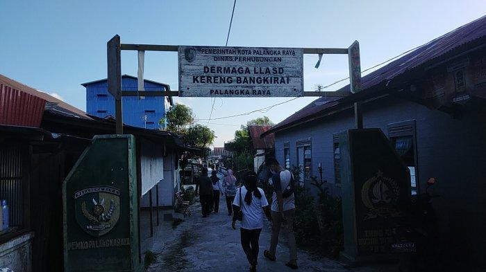 Wisata Kalteng, Susur Sungai Kereng Bengkirai Palangkaraya Jadi Tempat Melepas Kejenuhan