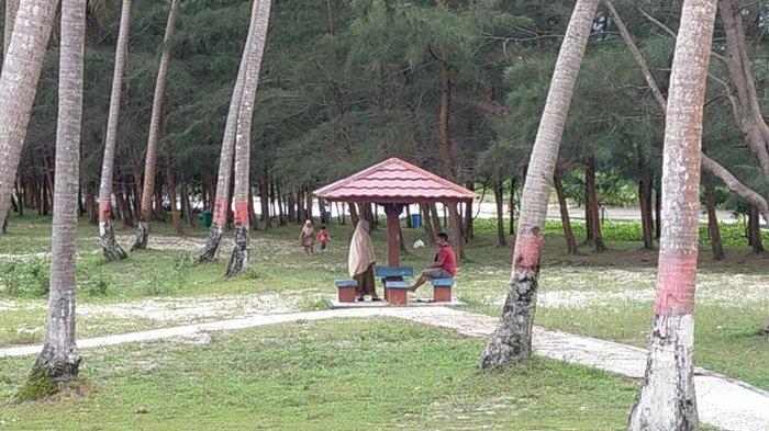 Pantai Sungai Bakau Seruyan, Potensial Jadi Unggulan Wisata Kalteng Tingkatkan PAD Kabupaten Seruyan