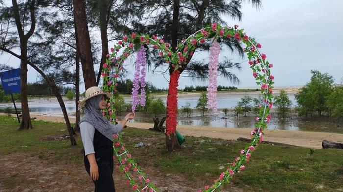 Mengunjungi Wisata Kalteng Sungai Bakau Seruyan, Banyak Lokasi Spot untuk Berfoto