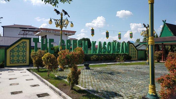 Wisata Kalteng, Taman Kota Kasongan Kabupaten Katingan, Tempat Bersantai Bersama Keluarga