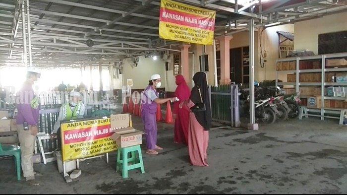 Wisata Religi Kalsel, Peziarah di Makam Guru Zuhdi Banjarmasin Wajib Pakai Masker