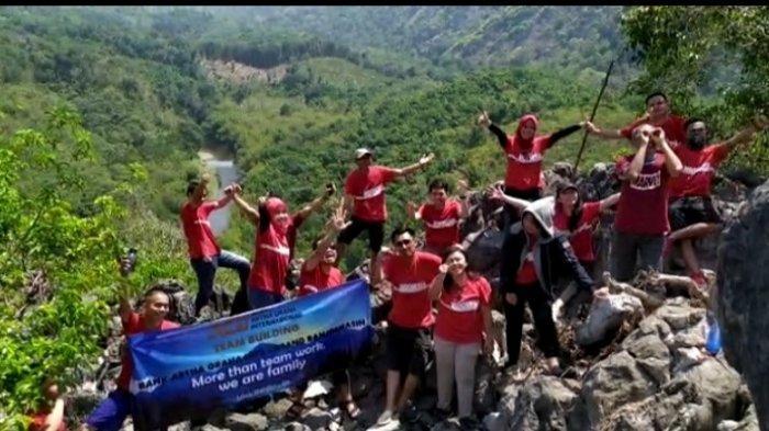 Beroperasi Sejak 2014, Amandit Loksado Lestari Outbond Camp Tak Pernah Sepi