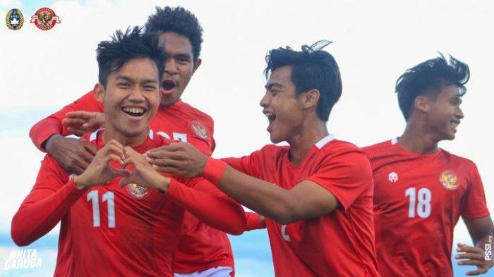Jadwal & Calon Lawan Timnas U-19 Indonesia di Toulon Turnamen 2020, Ada Jepang, Inggris & Prancis