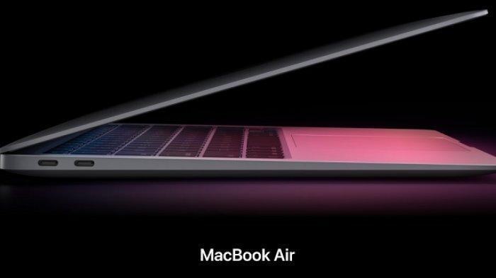 Penampakan MacBook Air Apple M1, Kini Sudah Mejeng di Situs Apple Indonesia