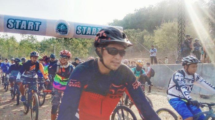 X-Treme Kiram, Pertama Kali Ikut Gowes, Bocah 9 Tahun Ketiban Rezeki Motor Matik