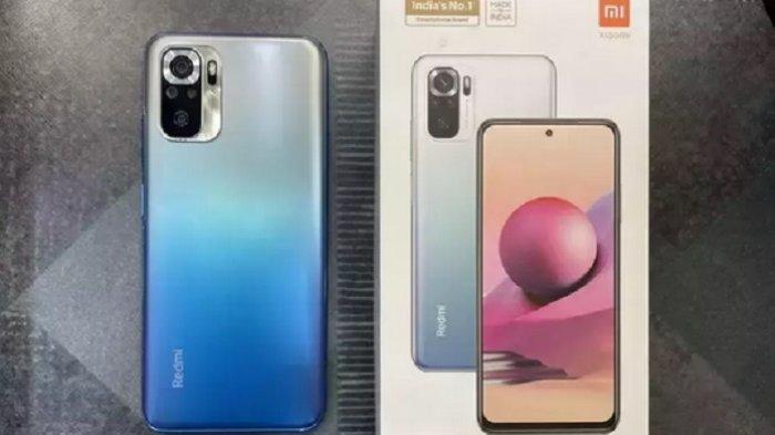 Harga Handphone Hari Ini, Harga Xiaomi Redmi Note 10s di Indonesia Masih Promosi, Cek Spesifikasinya
