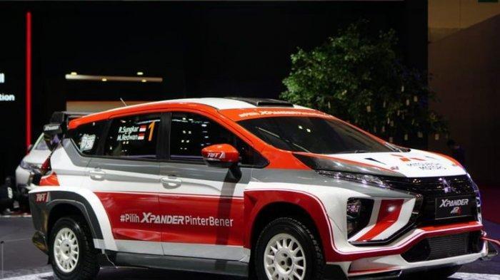 Mitsubishi Xpander Disulap Mobil Reli, Jadi 'Olok-olokan' Orang Selandia Baru