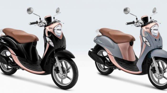 Fashionable dan Stylish, Ini Tampilan Warna Baru Yamaha Fino 125 Premium