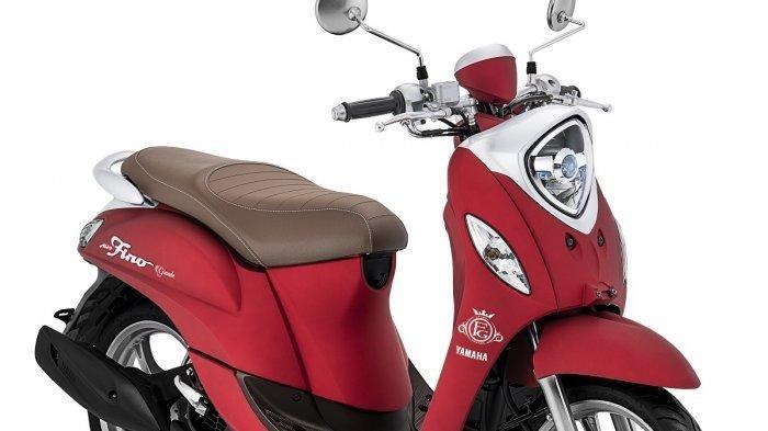 DAFTAR Harga Motor Matic Yamaha Aerox, Fino dan Mio Series September 2021