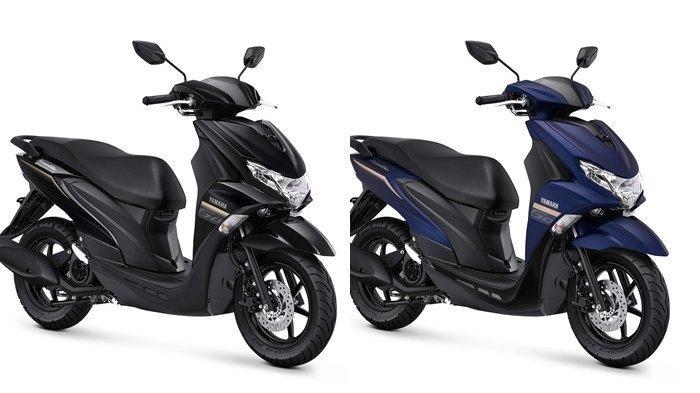 Semakin Modern dan Elegan, Yamaha FreeGo Tampil Dengan Warna Baru