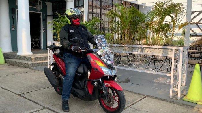Riding Keliling Pulau Jawa, Anggota Komunitas Ini Buktikan Ketangguhan LEXi
