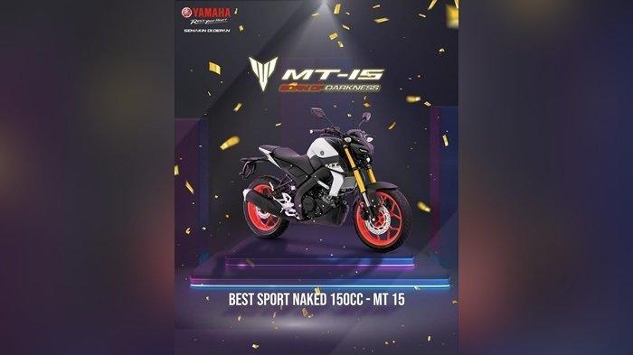 Buktikan Keunggulan, Produk Sport Yamaha Raih Penghargaan Bergengsi 2021