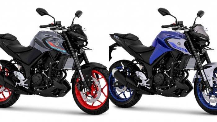 Makin Agresif, Ini Warna Baru Yamaha MT-25