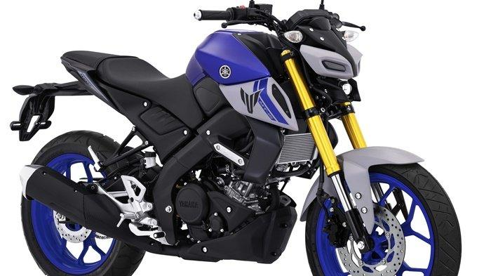 "Makin Sangar dan Agresif, Ini Warna Baru MT-15 ""Best Sport Naked 155 cc 2021"""