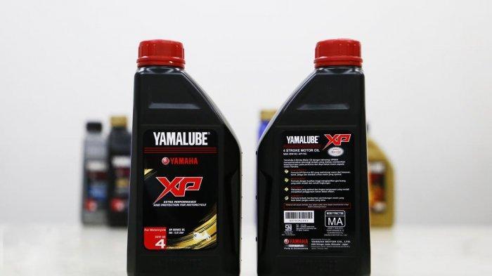 Yamalube XP-50 Hadir untuk Motor Yamaha Produksi Tahun 2010 ke Bawah